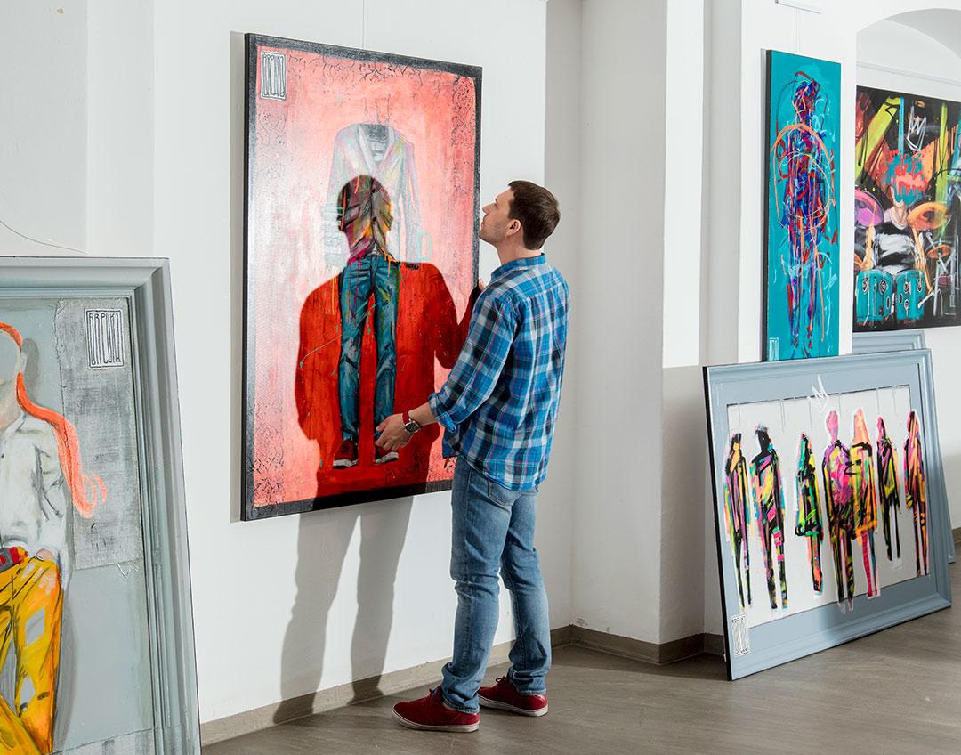 Wydruki, printy i obrazy Wojtka Brewki, gotowe do zawieszenia na ścianie. Fine Art Prints - Sztuka jest dla ludzi.
